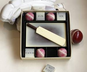 Box of Cricket Chocolates