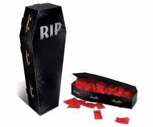 Coffin Candy Box