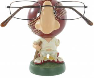 Cricket Ball Novelty Spectacle Holder