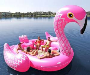Flamingo Pool Mattress
