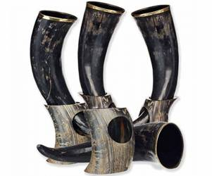 Handcrafted Drinking Horn