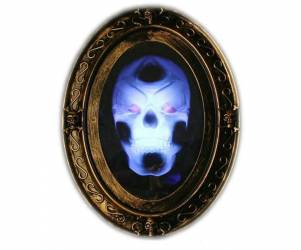 Motion Activated Haunted Mirror