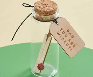 Personalized Message Bottle