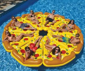 Pizza Slice Pool Floater
