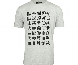 Travel Icon T-shirt