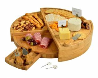 Foldable Cheeseboard and S...