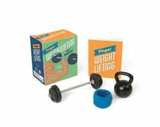 Mini Finger Weightlifting Set