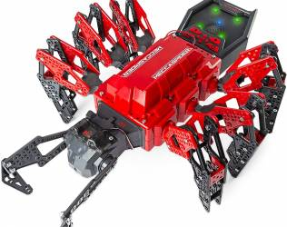 Robotic Spider with IR Rem...