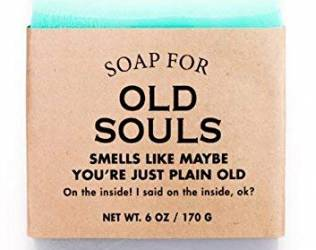 Soap for Old Souls