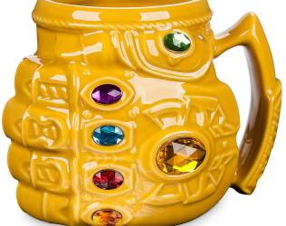 Thanos Infinity Gauntlet Cup