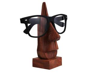 Wooden Spectacle Holder